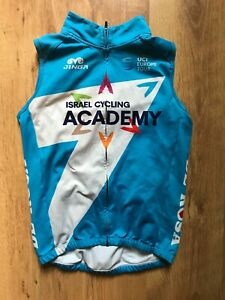 Professional Team Israel Cycling Academy Vest Jinga Size S