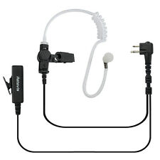 2-Pin Air Tube Headset Earpieces for Motorola TWO-Way Radio US Local US SHIP