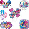 Shimmer & Shine Birthday Party Decorations - Balloons - Foil, Latex, Bouquet
