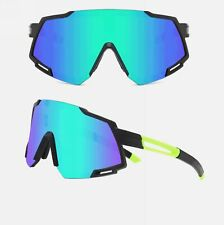 Outdoor Polarized cycling sunglasses UV riding glasses sports goggle with 5 lens
