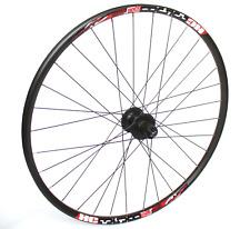 """27.5"""" Shimano Deore Jetset HC358 MTB Mountain Bike Rear Wheel 6-bolt IS Disc QR"""