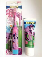 My Little Pony Toothbrush & Toothpaste Oral Dental Care Set