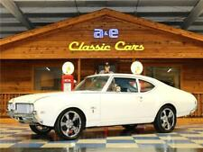 1969 Oldsmobile Cutlass Numbers Matching