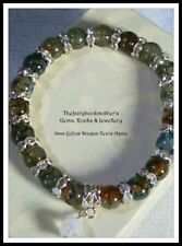 Agate Silver Plated Stone Handcrafted Jewellery