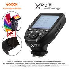 Godox XProF TTL Wireless Flash Trigger For Fuji XT10 XPro2 XPro1 XT20 XT2 Camera