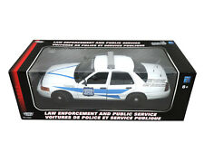 1/18 Ford Police Indiana Highway Patrol State Trooper - CUSTOM MADE