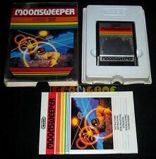 MOONSWEEPER Atari Vcs 2600 Versione Italiana Moon Sweeper »»»»» COMPLETO