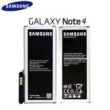 Batterie originale neuve SAMSUNG NOTE 4, ORIGINALE BATTERY SAMSUNG NOTE 4 NEUVE