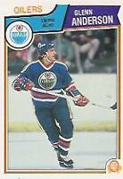 1983-84 O-Pee-Chee Hockey Base Singles (Pick Your Cards)