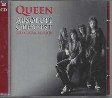 Absolute Greatest (2 CD Special Limited Edition) von Queen, Zustand gut