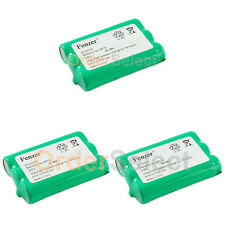3x Rechargeable Home Phone Battery for Sanyo CLT-D6620 CLT-D6622 Lenmar CBO-2419