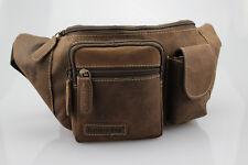 PREMIUM VINTAGE Leder-Gürteltasche Riñonera von Bayern Bag Hunter Colección