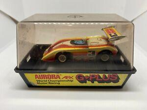 AFX - #3 Le Mans Shadow - HO Slot Car