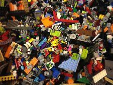6lbs LEGO BULK PIECES LOT — please read description