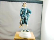 """1966 Goebel Art Figurine Blue Boy by Sir Thomas Gainsborough 8.75"""" W Germany"""