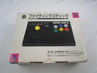 Hori Fighting Stick Controller Pad with box Super Famicom SFC Japan Ver