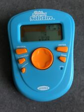 Radica Pocket Pyramid Solitaire Electronic Handheld Game - 2005 - Tested