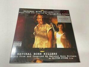 Natural Born Killers Soundtrack Sealed New Record lp original vinyl album 180g