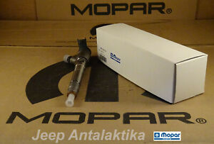 Diesel Fuel Injector for Jeep Grand Cherokee WK 3.0CRD 68211301AA New OEM Mopar