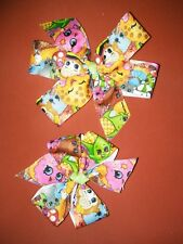 """My DOLL AND Me Matching Shopkins hair bows 18"""" doll, Birthday, Everday"""