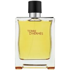 Hermes Terre D'Hermes EDT Spray 200ml/6.7oz Without Box. Tester.