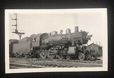 Antique Chicago & Eastern Illinois Railroad Engine Locomotive No. 626 Photo