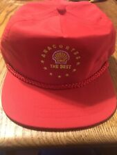 Older Vintage Shell Anacortes Oil Gas Ball Cap Hat Free Shipping