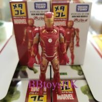 Takara Tomy Marvel Avengers Metacolle Mini Diecast Iron Man Mark 43 Figure