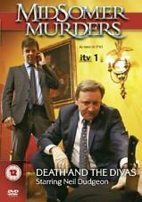 Midsomer Murders Series 15: Death and The Divas [DVD], Good DVD, Fiona Dolman, N
