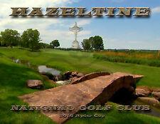 Ryder Cup Golf Poster/2016 - Hazeltine National Golf Club-Golf Poster - 17x22