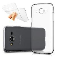 Housse Etui Coque Gel UltraSlim Silicone pour Samsung Galaxy J5 SM-J500F/ J500FN