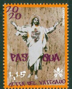 2020 Vatican City SC# 1733: Easter 2020 MNH