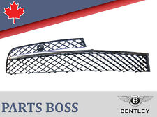 Bentley Flying Spur OEM Front Grille Chrome Right 4W0807648
