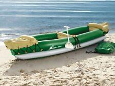 Crivit Inshore 335II Kayak Canoe, Inflatable, Never Used