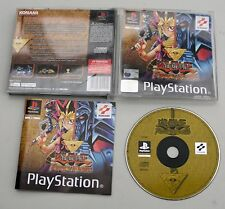 Yu-Gi-Oh Forbidden Memories (Sony PlayStation 1, 2002) - 4012927011010