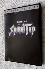 This Is Spinal Tap (DVD, 2004) REGION-1, LIKE NEW, FREE POST WITHIN AUSTRALIA