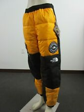 NWT Mens TNF The North Face 7SE Down Pant GTX Gore Tex Seven Summits - Yellow
