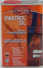 Owatrol Oil 500 ML Paint Conditioner & Rust Inhibitor