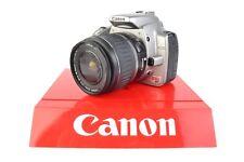 Canon EOS Digital Rebel XT 8.0MP DSLR Camera Kit w/ EF-S 18-55mm Lens #J11998