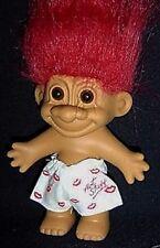 """VALENTINE Russ Troll Doll NEW 5"""" HOT STUFF"""