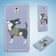 CHIHUAHUA DOG 2 CASE FOR SAMSUNG GALAXY NOTE 2 3 4 5 8 9