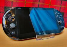 Sony PS Vita SLIM - PCH-2000 with Mains Charger + 4GB Memory Card **READ DESC**