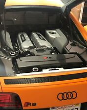 Audi R8 (V8-V10) Lamborghini Gallardo, Air Box Cover, Lid,- Carbon Fiber look -