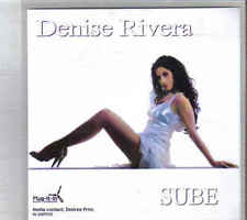 Denise Rivera-Sube Promo cd single