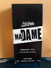JEAN PAUL GAULTIER MADAME WOMAN SPRAY PERFUME New in Tester Box