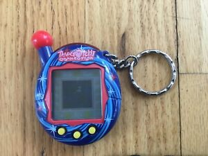 Tamagotchi Connection Vintage Bandai Blue & Red Toy Tested W/Battery 2004