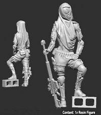1/35 Resin Post Apocalyptic Sniper Unpainted Unassembled BL639