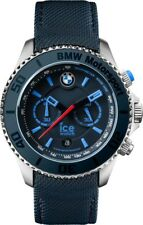 Ice-Watch BMW Motorsport Blue Dial Mens Chronograph 53 mm Watch