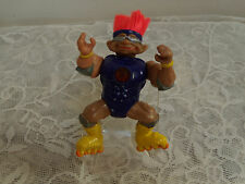 troll doll ace novelty & LCD 1992 warrior troll force stone protectors pat pend