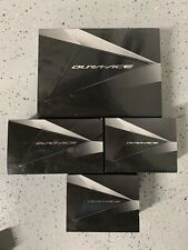 Shimano Dura Ace R9100 Levers Front & Rear Derailleurs Brakes Partial Groupset